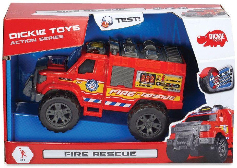 Детска играчка Dickie Toys  Action Series - Пожарна,  20 cm - 2
