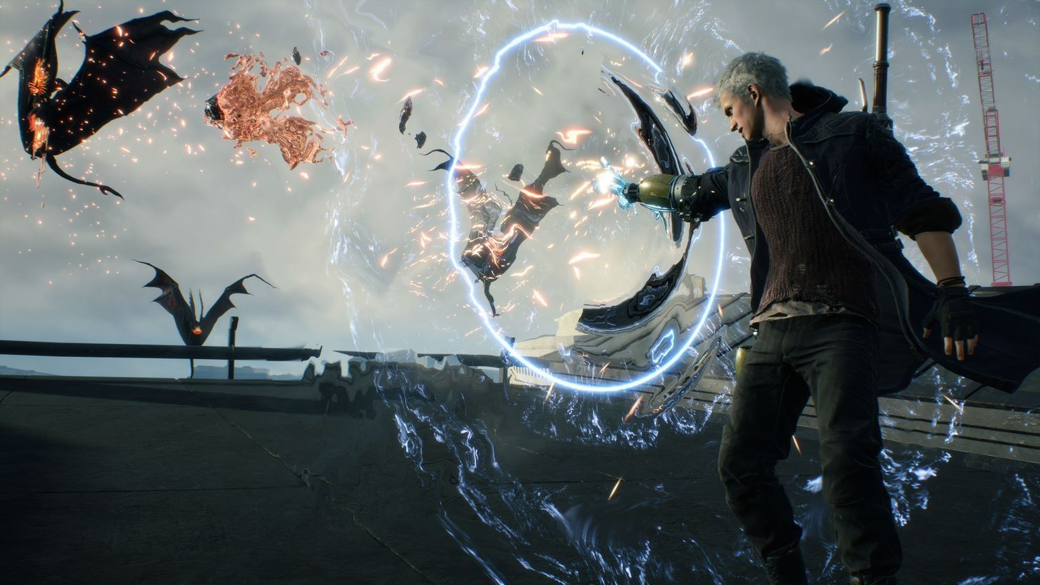 Devil May Cry 5 (Xbox One) - 10