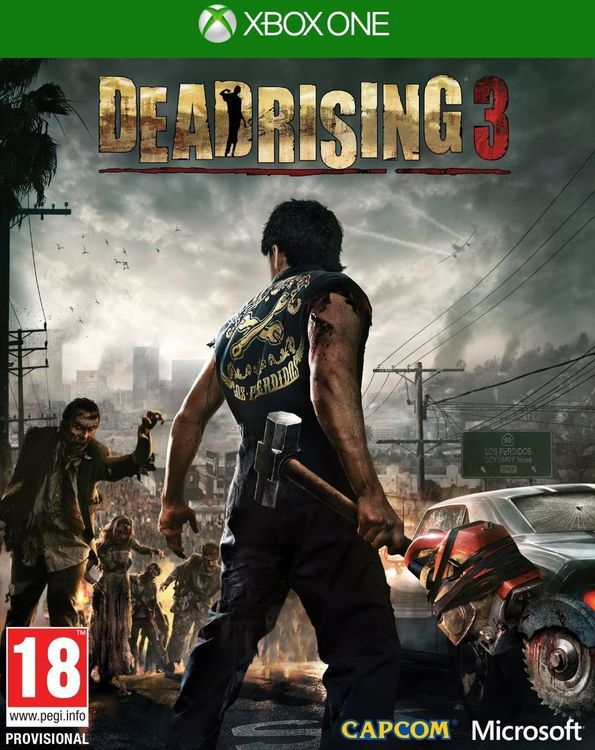 Dead Rising 3 (Xbox One) - 1