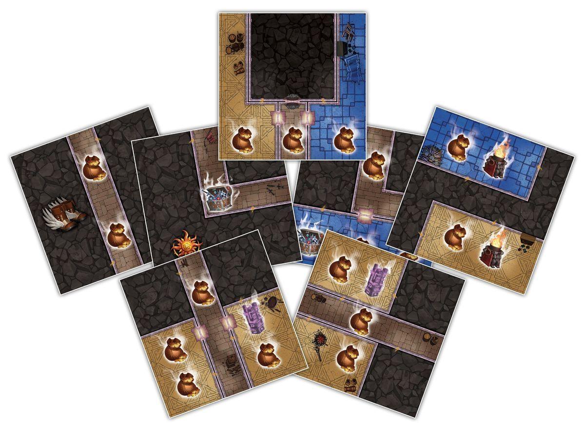 Настолна игра Delve - 2