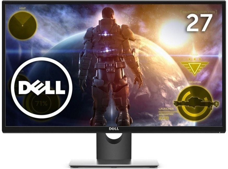 """Монитор Dell SE2717H  27"""" Wide LED Anti-Glare IPS - 9"""