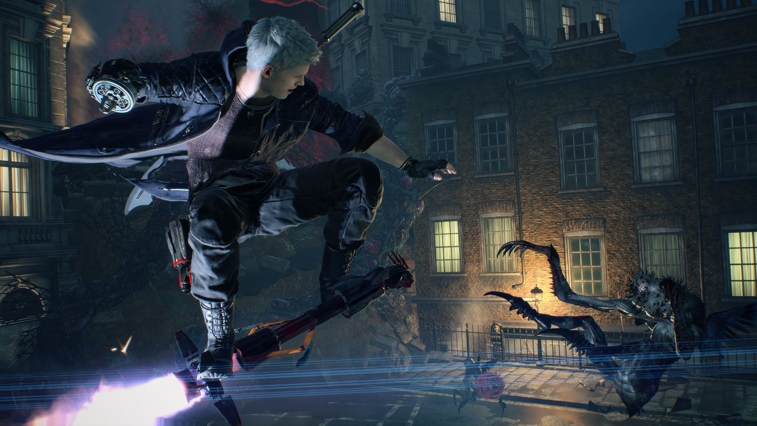Devil May Cry 5 (PS4) - 7