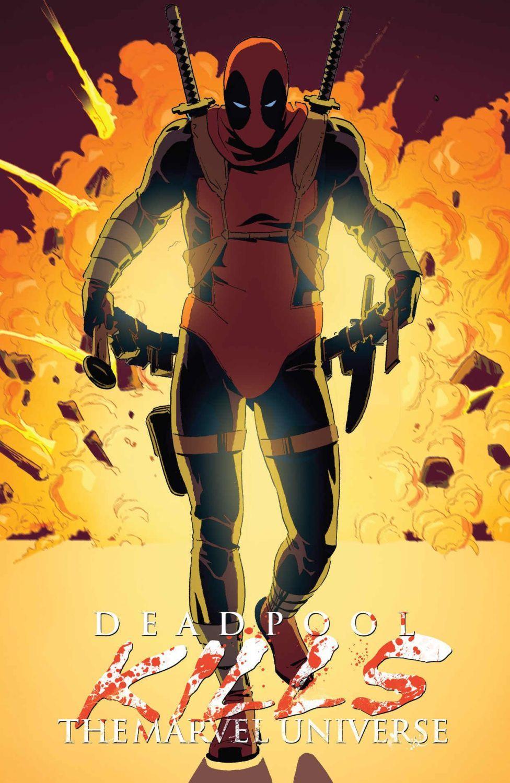 Deadpool Kills the Marvel Universe - 2