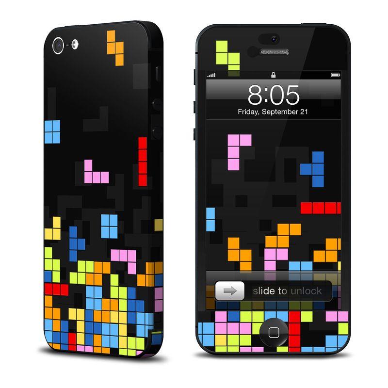 Decalgirl Tetrads за iPhone 5 - 1