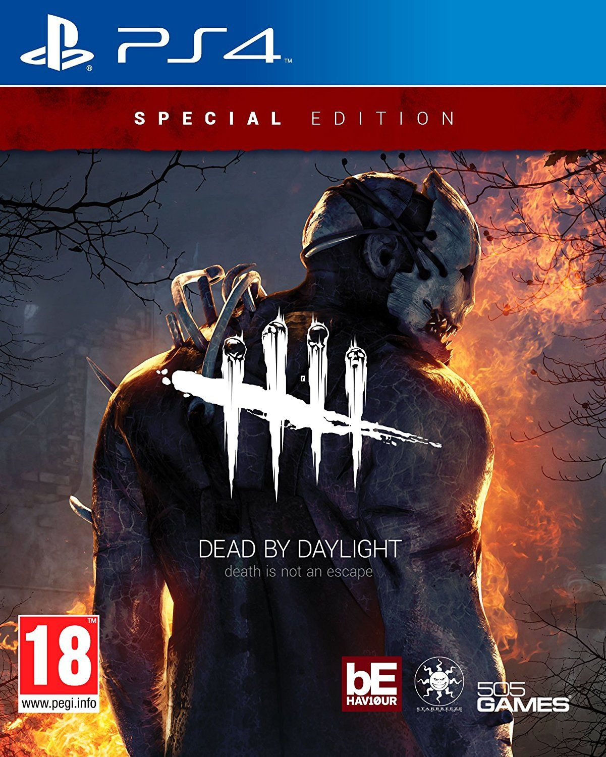 Dead by Daylight Special Edition (PS4) - 1