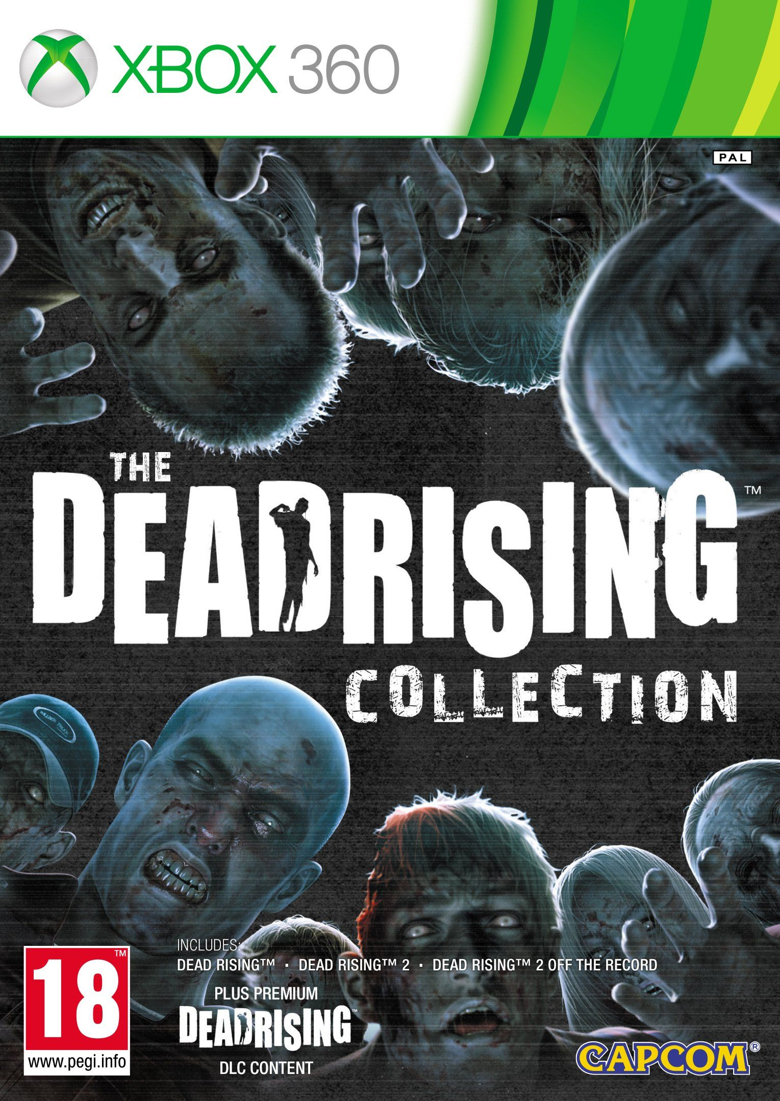 The Dead Rising Collection (Xbox 360) - 1