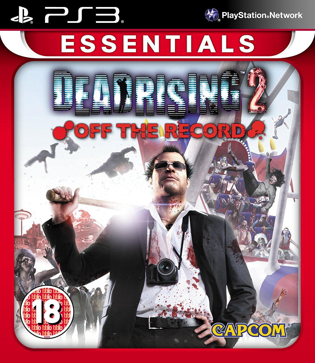 Dead Rising 2: Off the Record (PS3) - 1