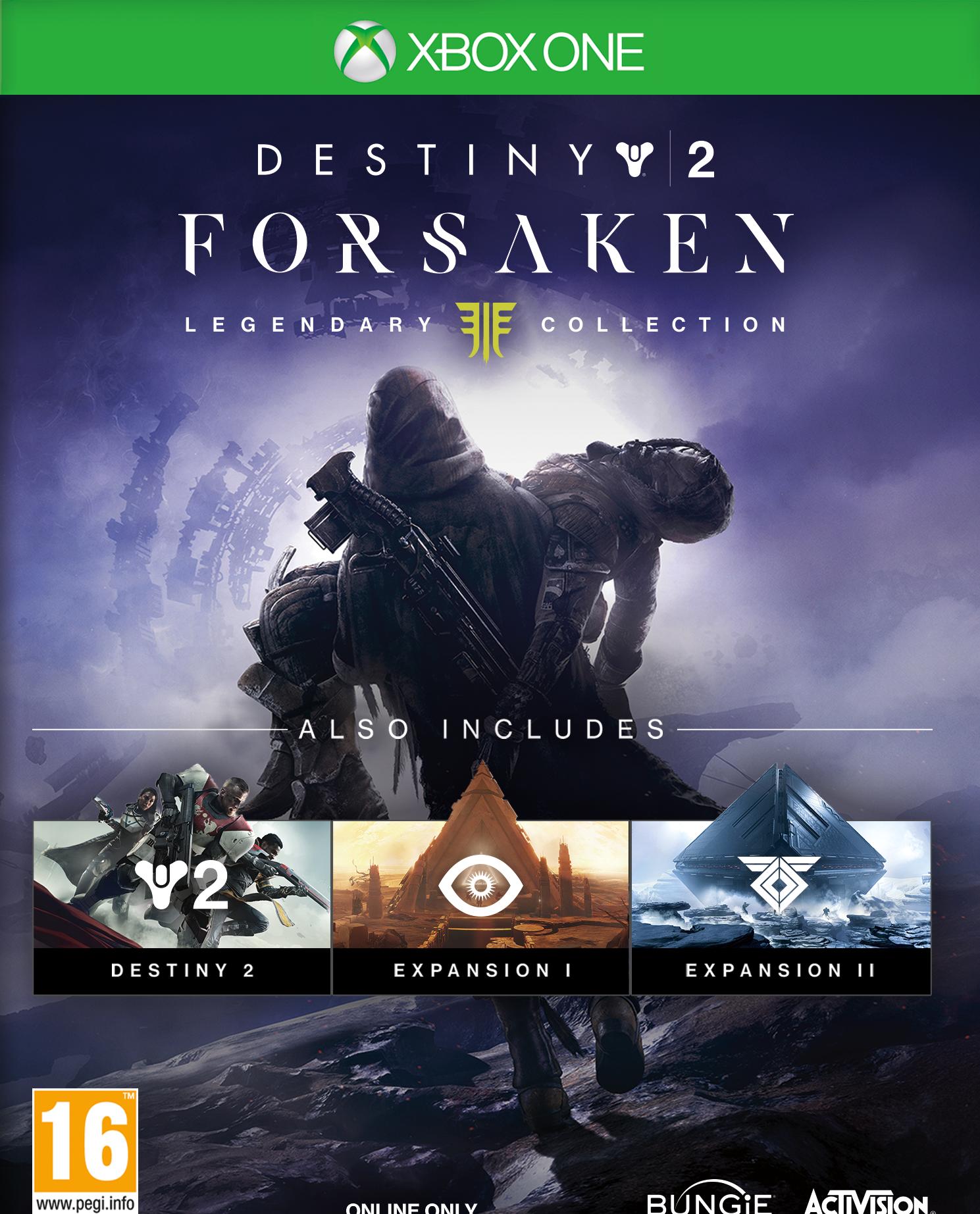 Destiny 2: Forsaken Legendary Collection (Xbox One) - 1