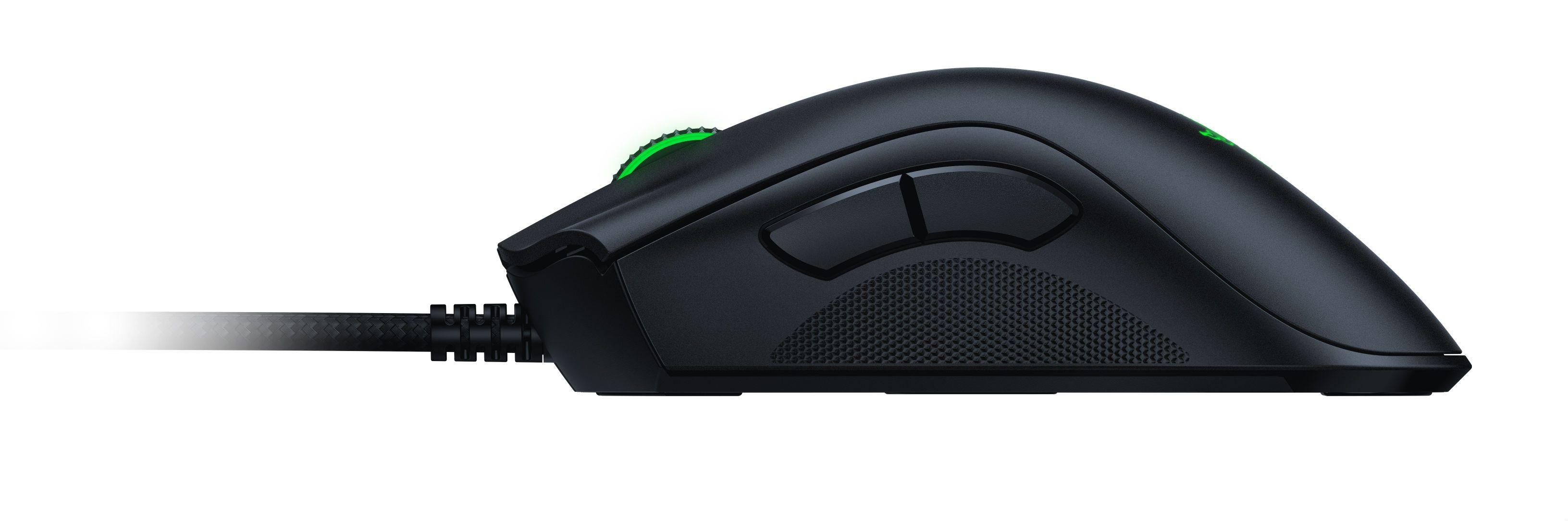 Гейминг мишка Razer - DeathAdder V2, черна - 4