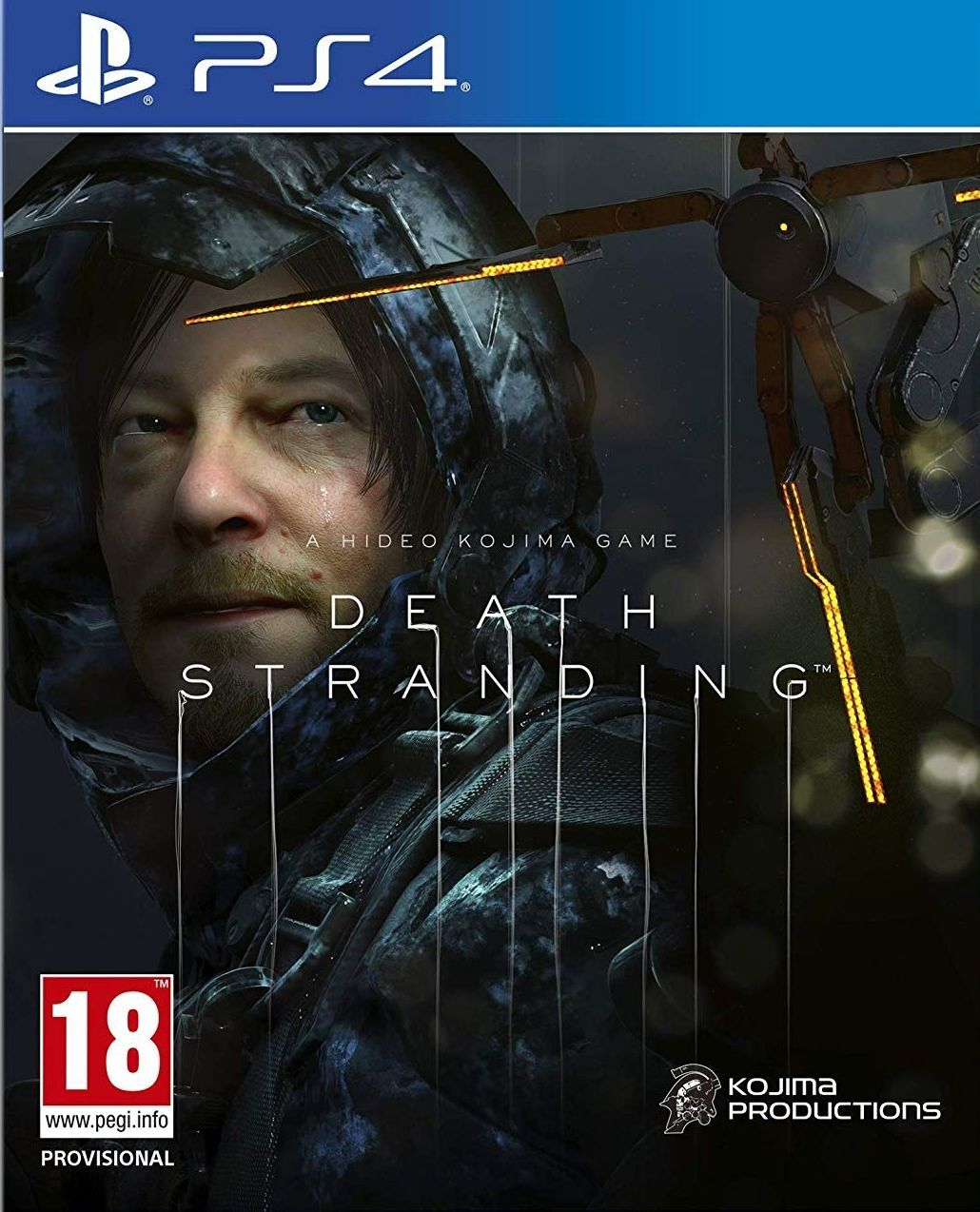 Death Stranding (PS4) - 1