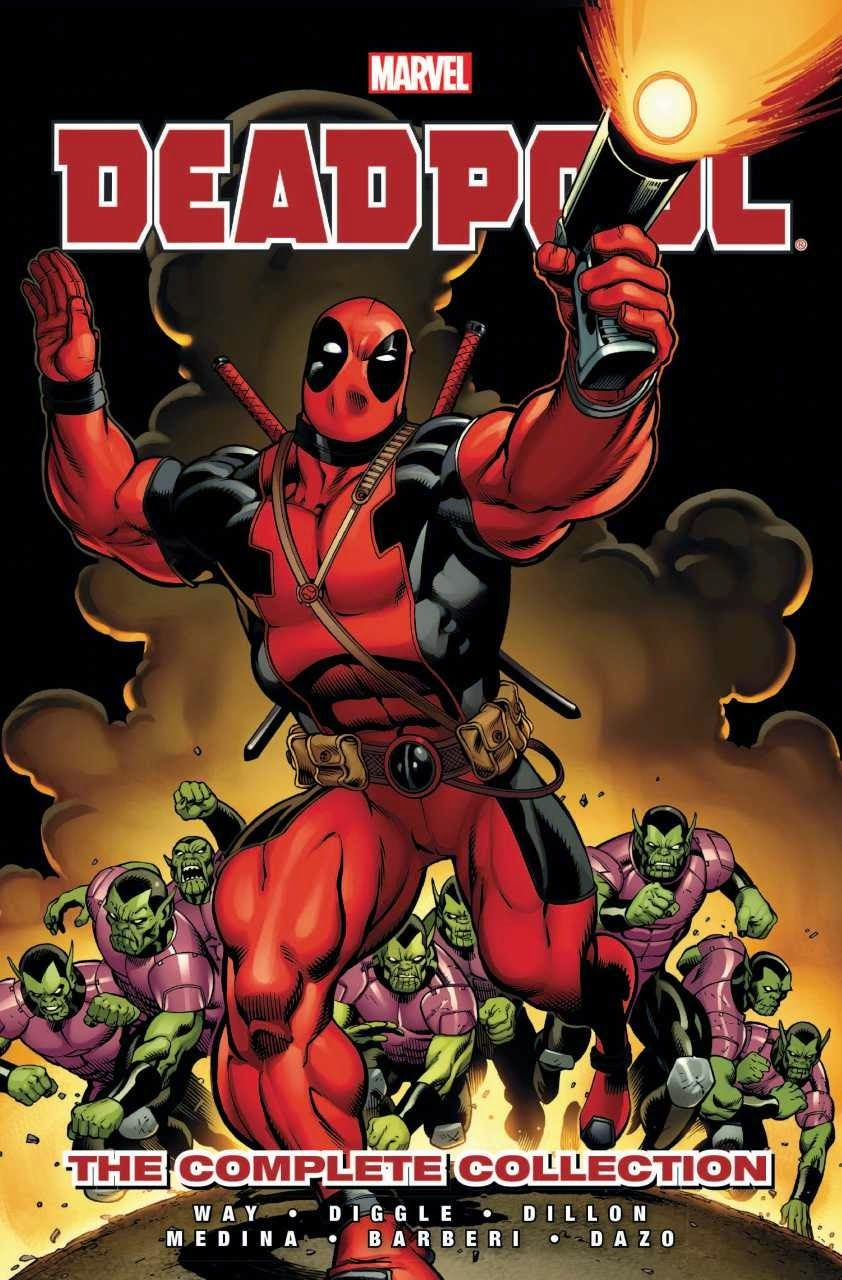 Deadpool By Daniel Way: The Complete Collection, Volume 1 - 1