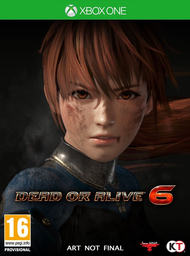 Dead or Alive 6 (Xbox One) - 1