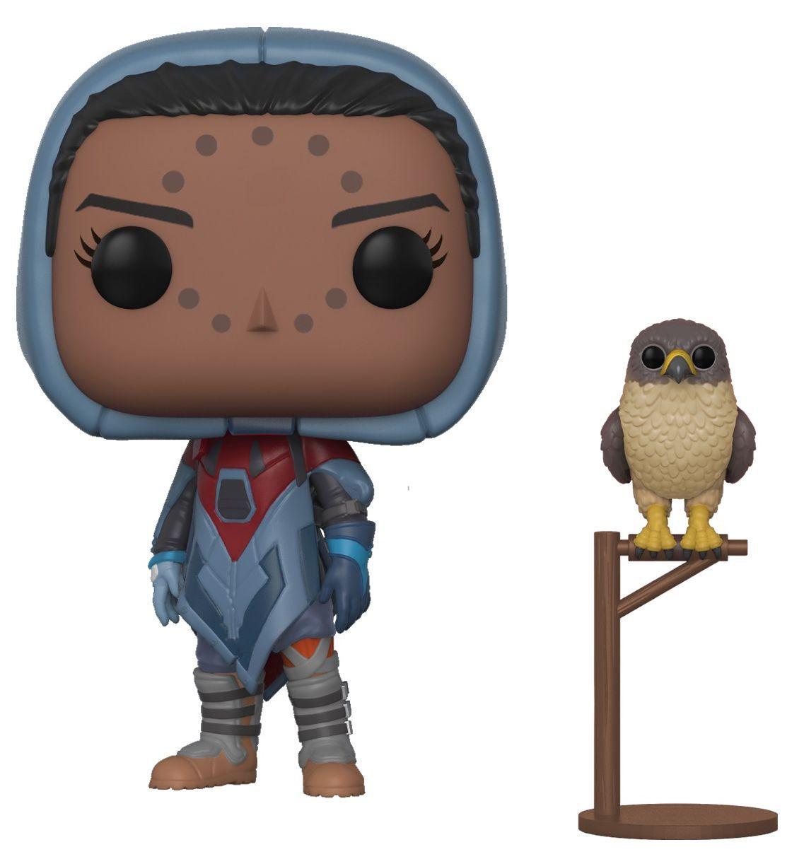 Фигура Funko Pop! Games: Destiny - Hawthorne with Hawk, #337 - 1