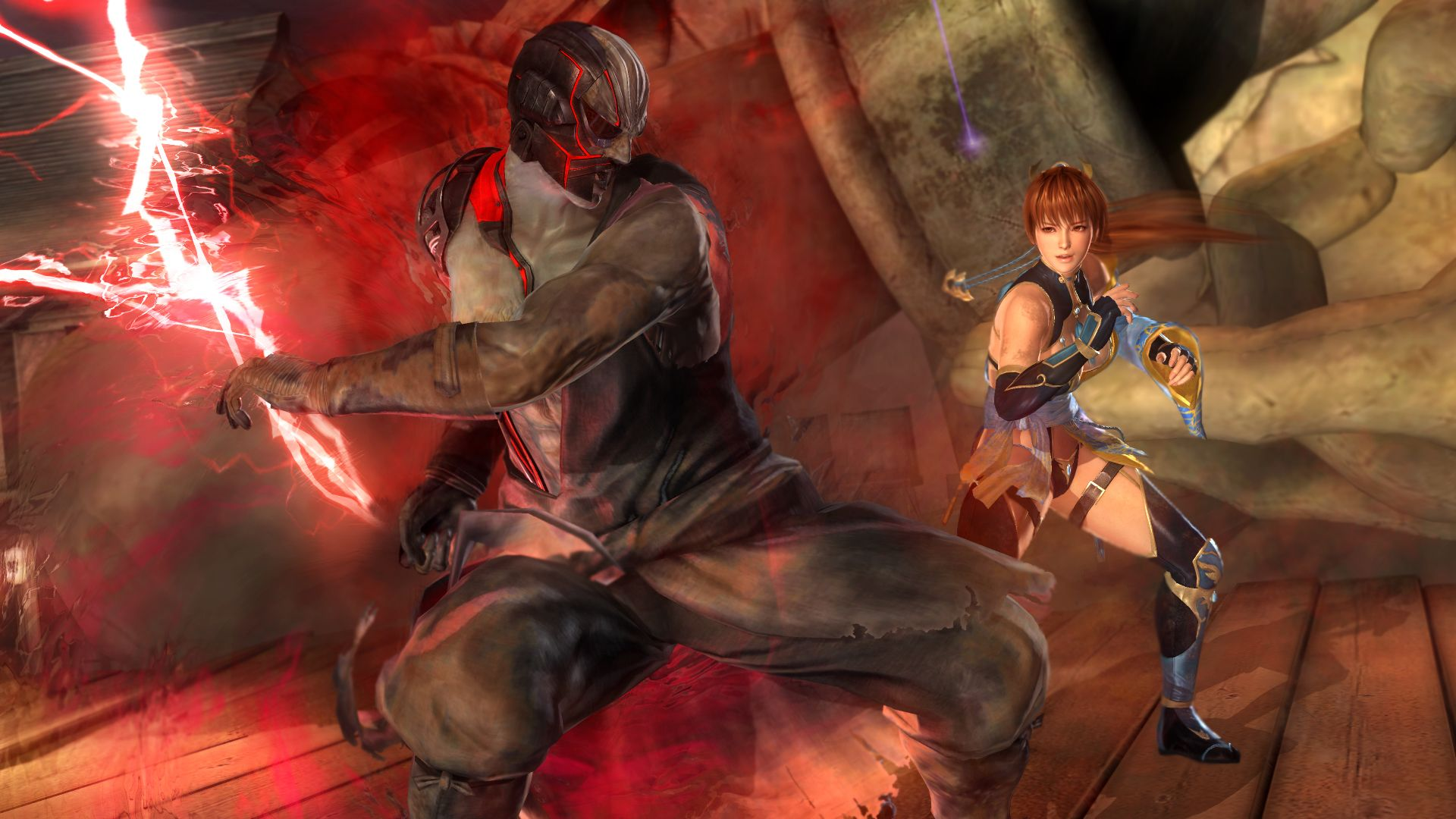 Dead or Alive 5 Last Round (PS4) - 11