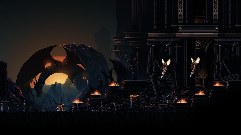 Death's Gambit (PS4) - 3