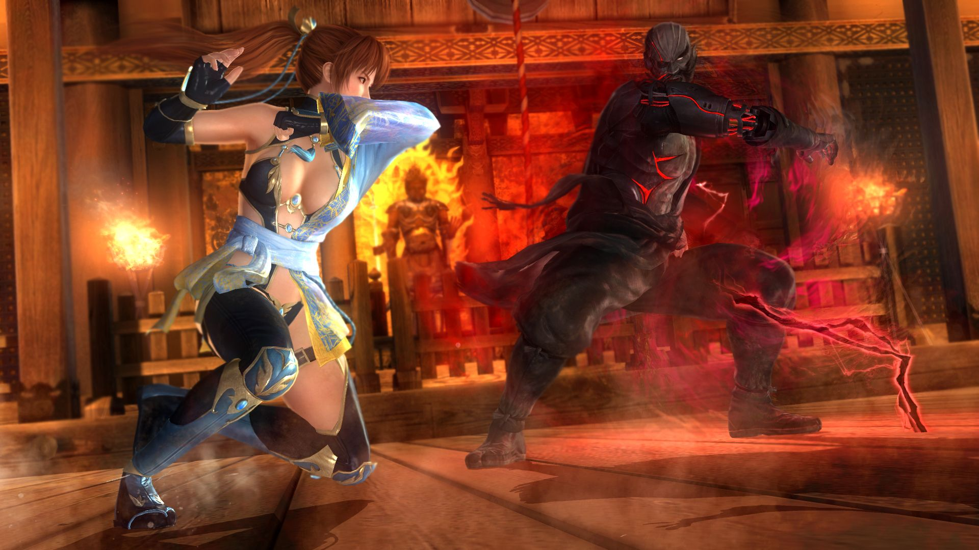 Dead or Alive 5 Last Round (PS4) - 7