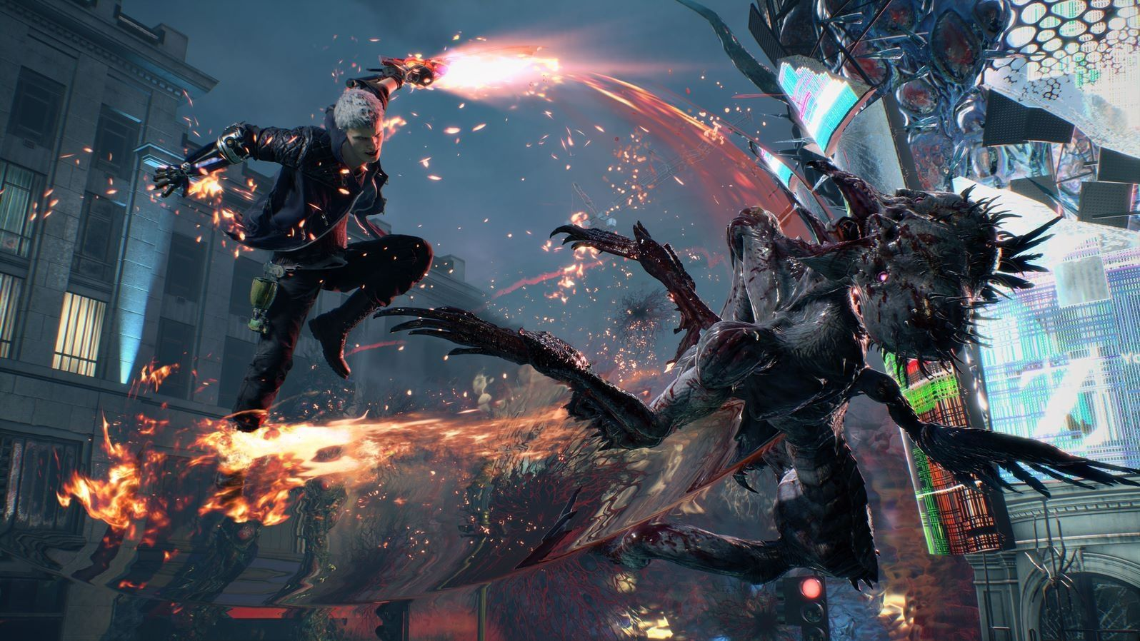 Devil May Cry 5 (PS4) - 11
