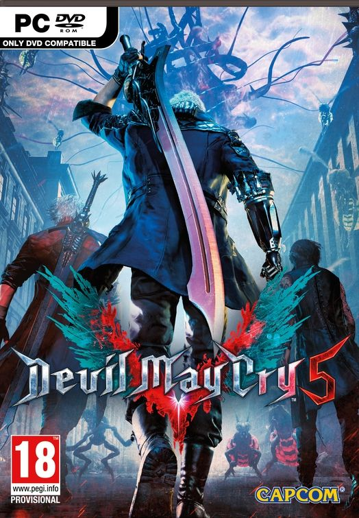 Devil May Cry 5 (PC) - 1