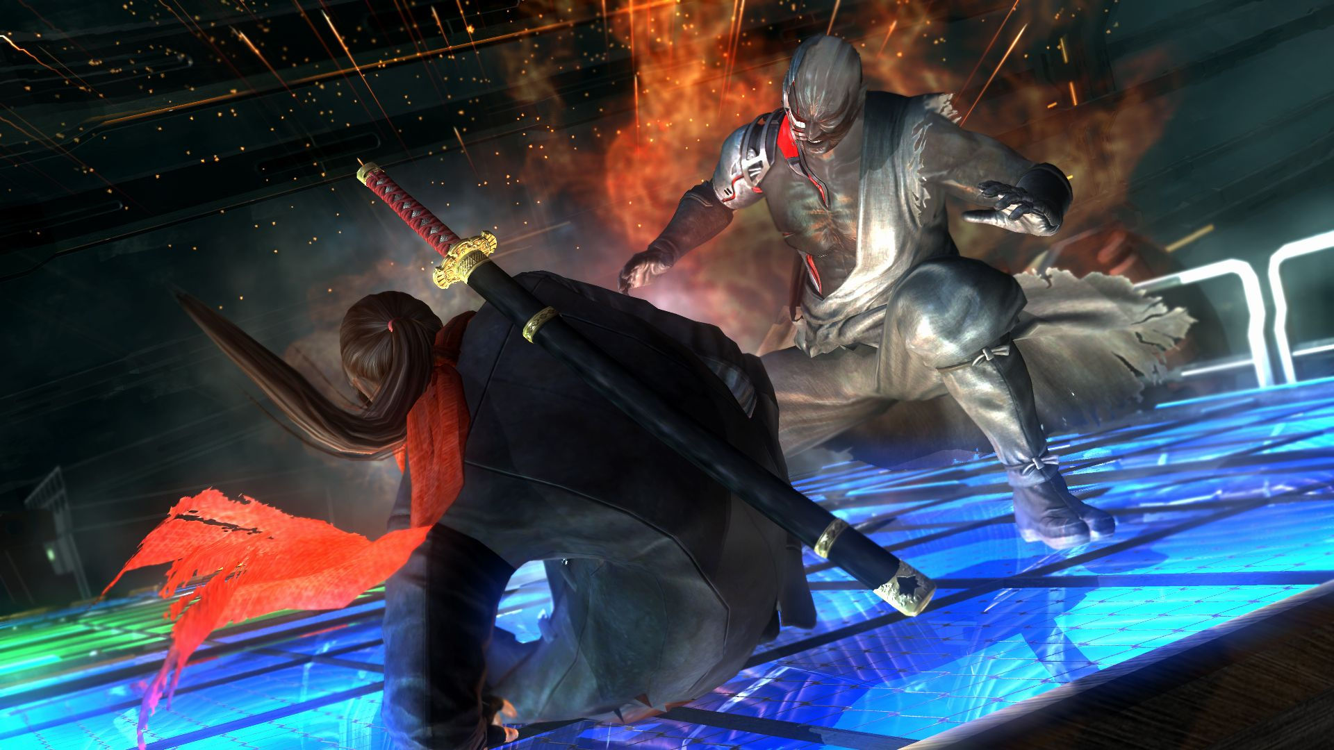 Dead or Alive 5 Last Round (PS4) - 3