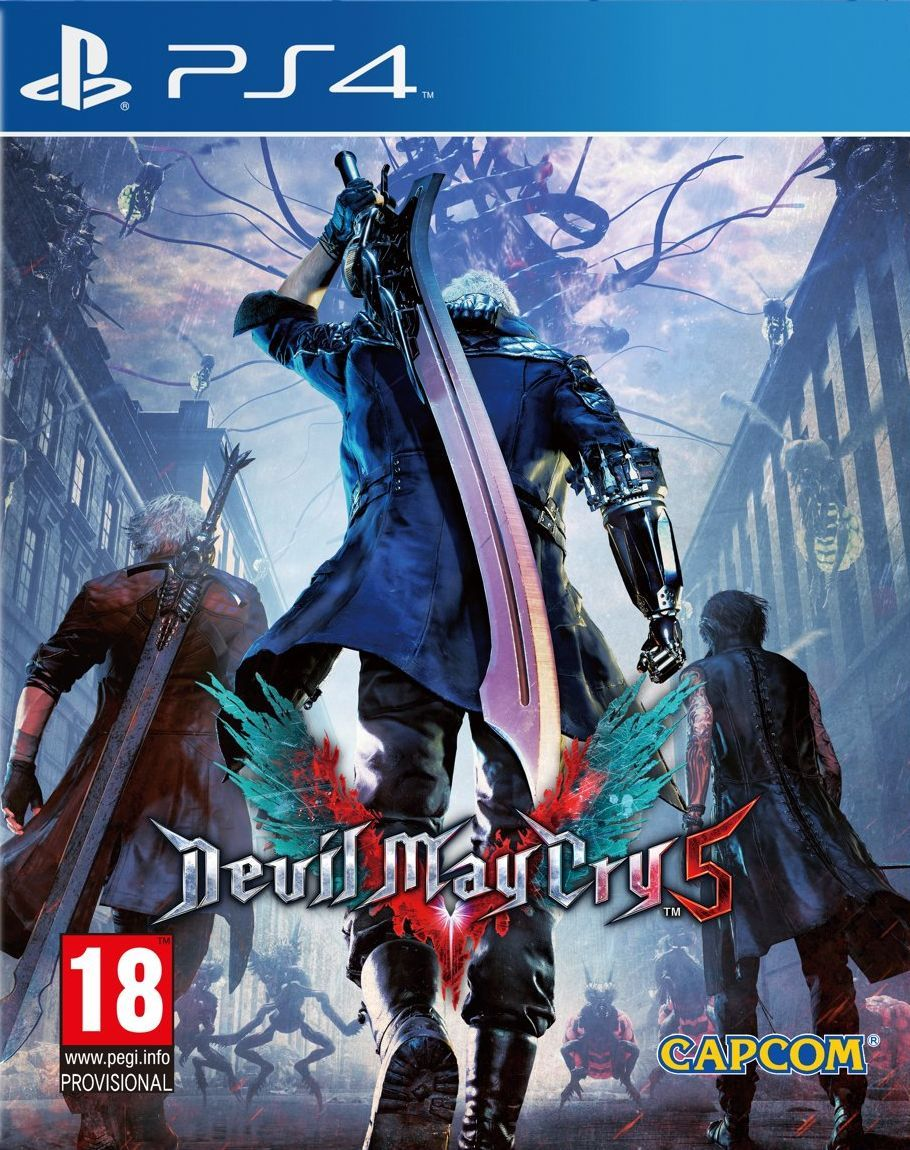 Devil May Cry 5 (PS4) - 1
