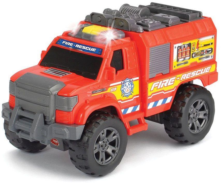 Детска играчка Dickie Toys  Action Series - Пожарна,  20 cm - 1