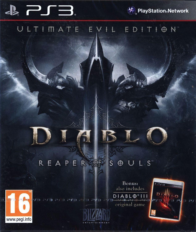 Diablo 3: Ultimate Evil Edition (PS3) - 1