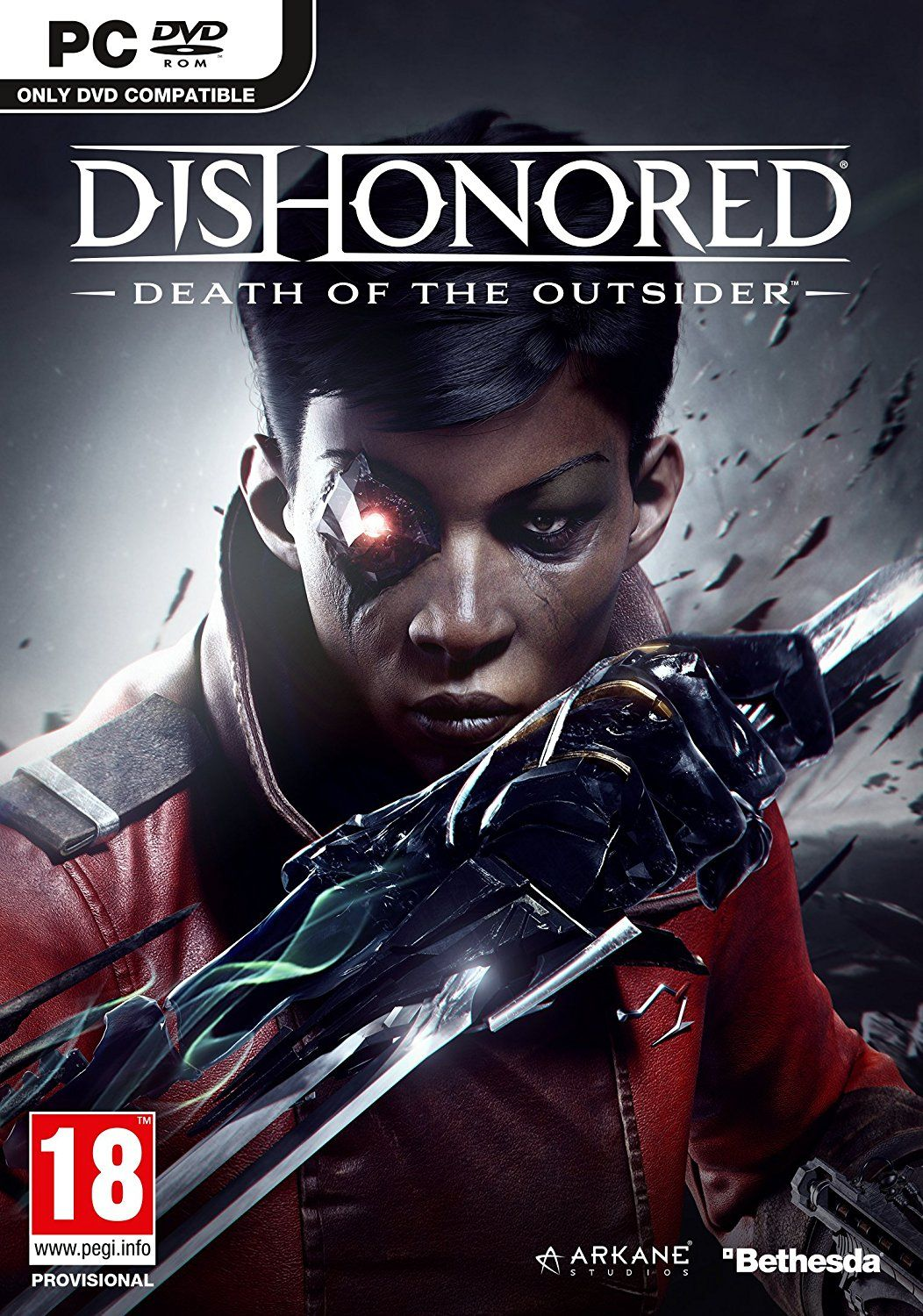 Dishonored: Death of the Outsider (PC) - 1