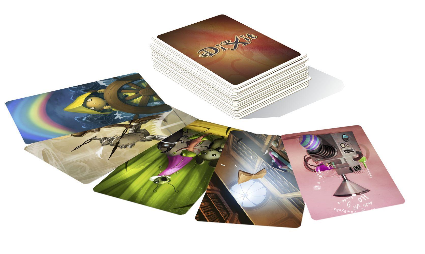 Разширение за настолна игра Dixit 3: Journey - 9