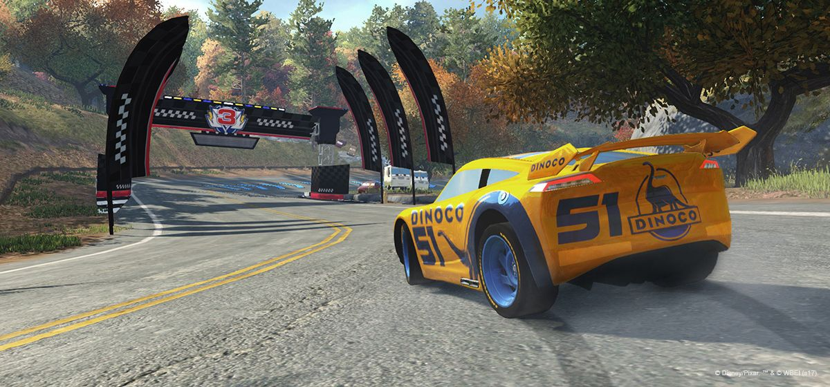 Cars 3: Driven to Win (PS4) - 6