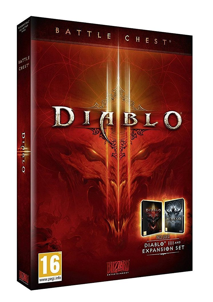 Diablo III Battlechest (PC) - 4