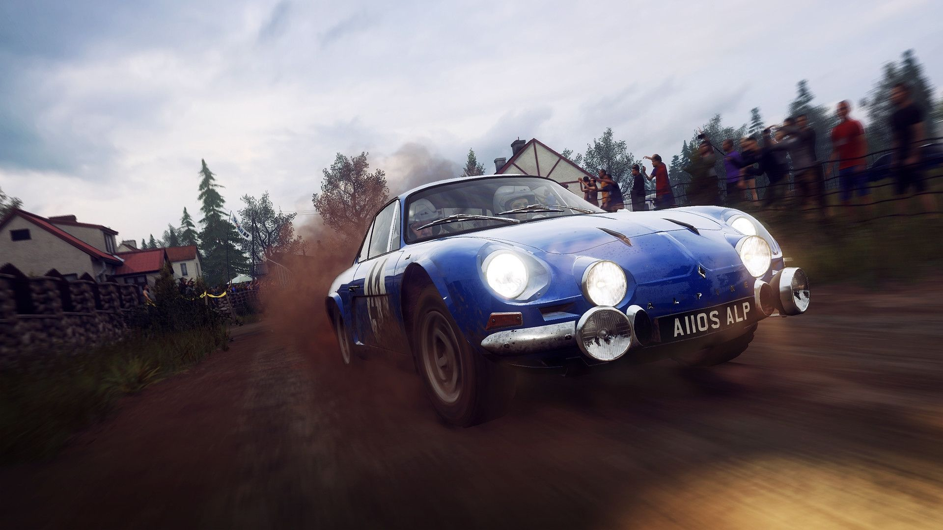DiRT Rally 2.0 - Game of the Year Edition (PS4) - 4