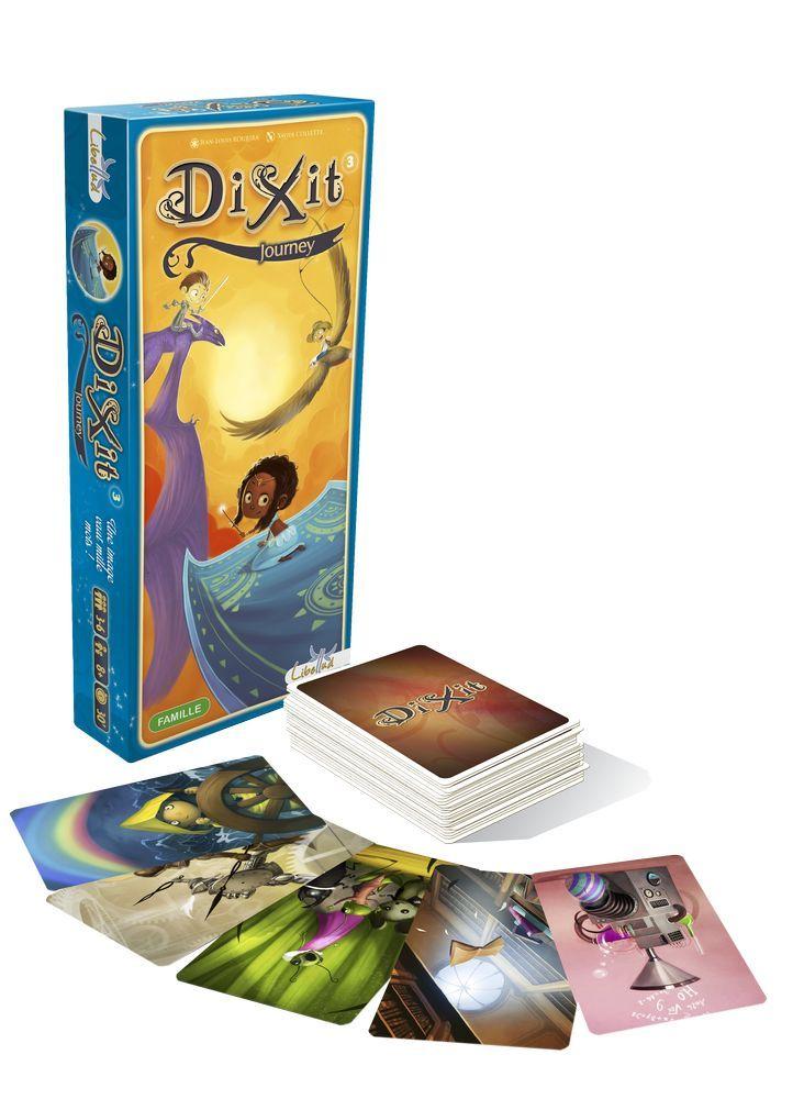 Разширение за настолна игра Dixit 3: Journey - 21