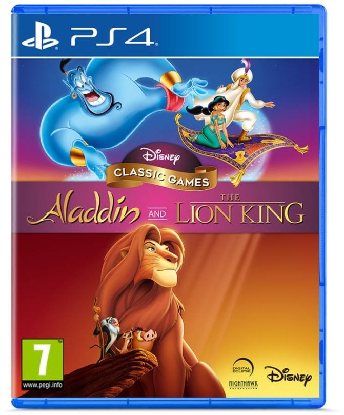 Disney Classic Games: Aladdin and The Lion King (PS4) - 1