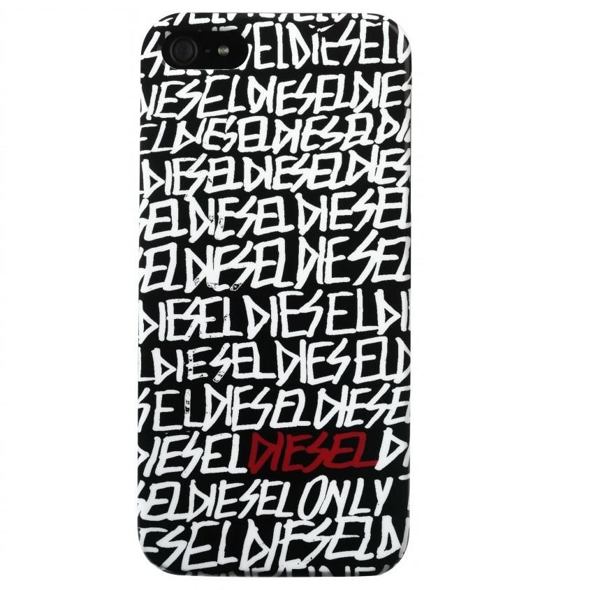 Diesel Snap Case Text за iPhone 5 - 1