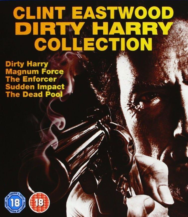 Dirty Harry Collection (Blu-Ray) - 1