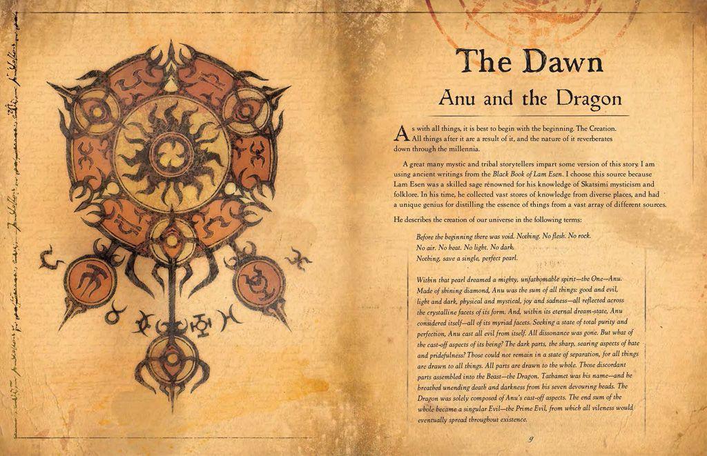 Diablo III: Book of Cain (Hardcover) - 2