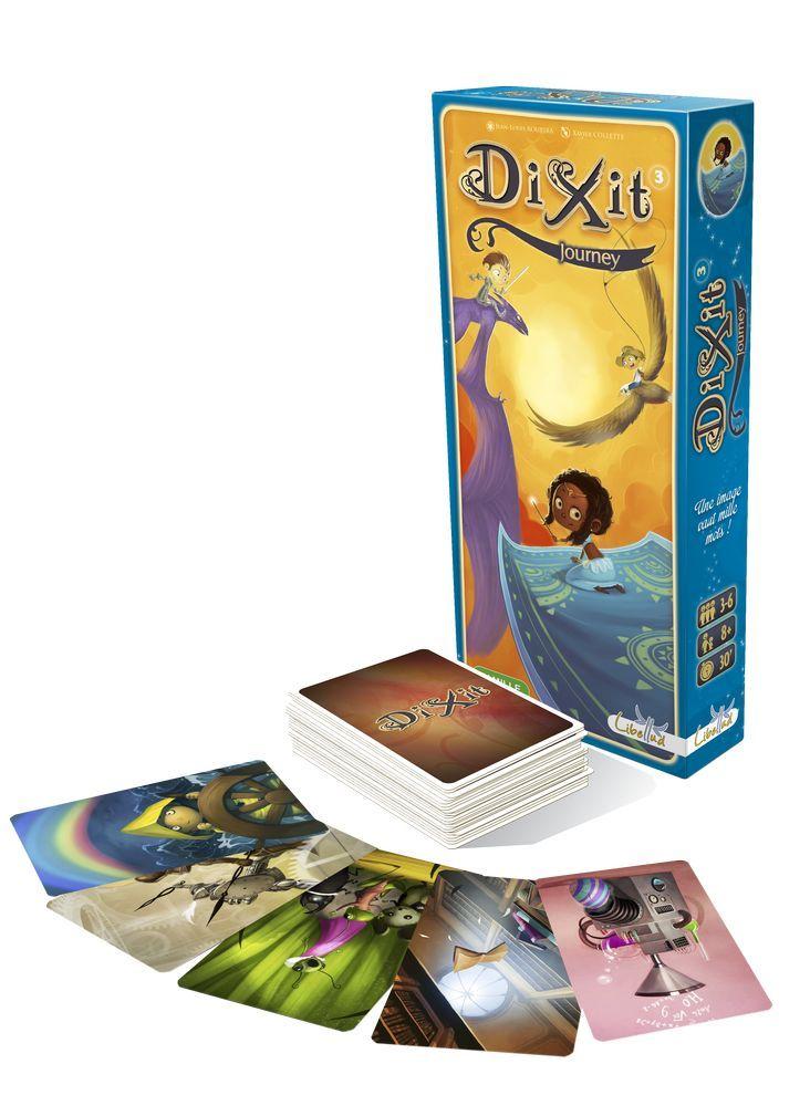 Разширение за настолна игра Dixit 3: Journey - 12