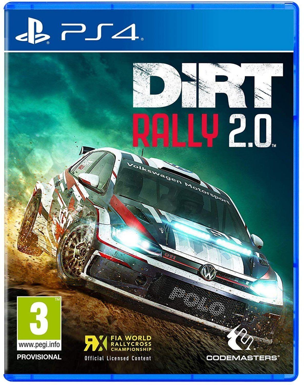Dirt Rally 2.0 (PS4) - 1