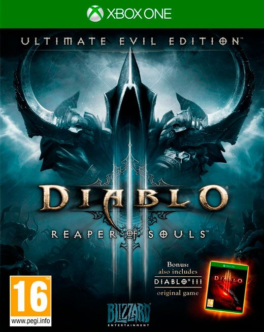 Diablo 3: Ultimate Evil Edition (Xbox One) - 1