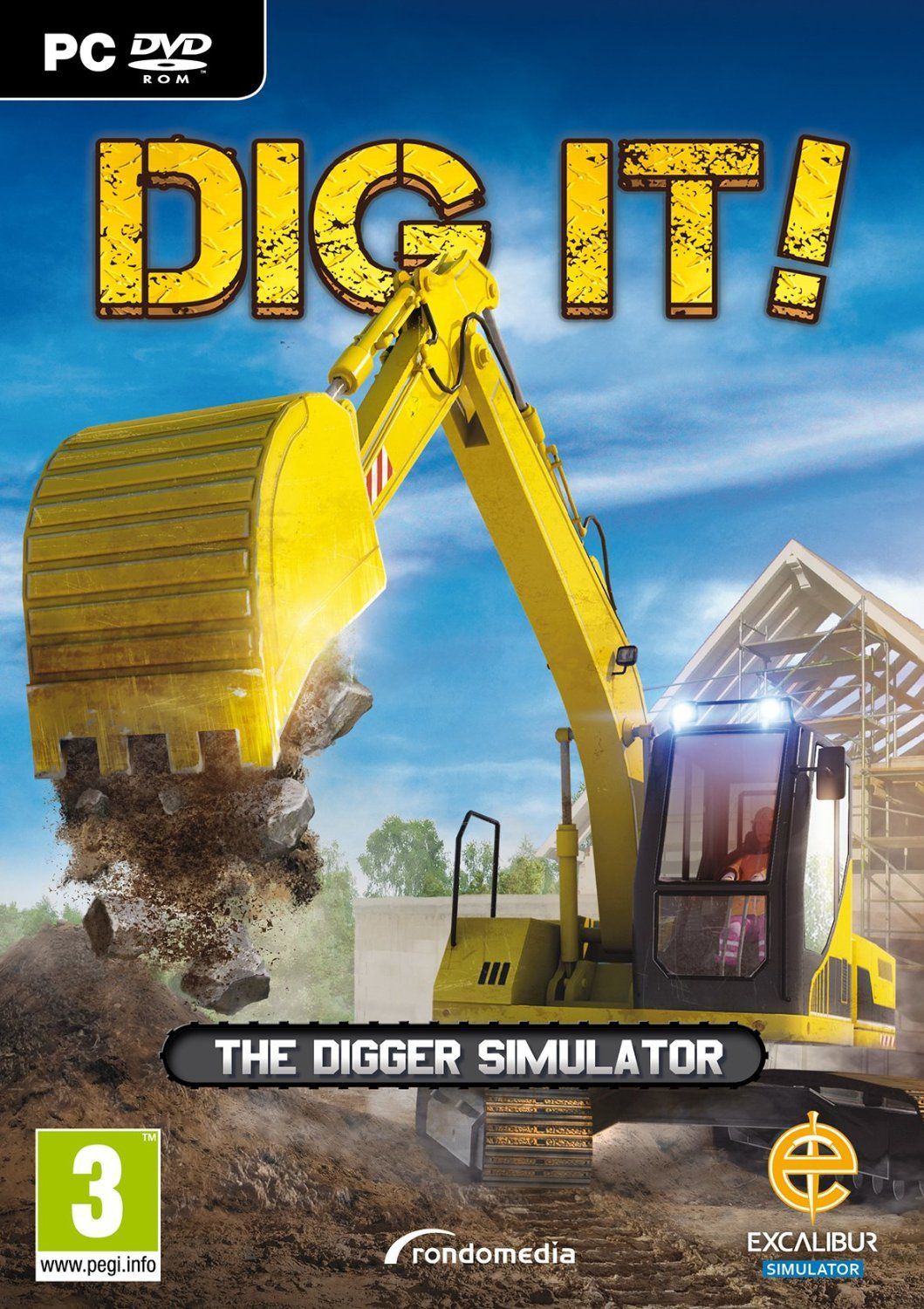 Dig It! (PC) - 1