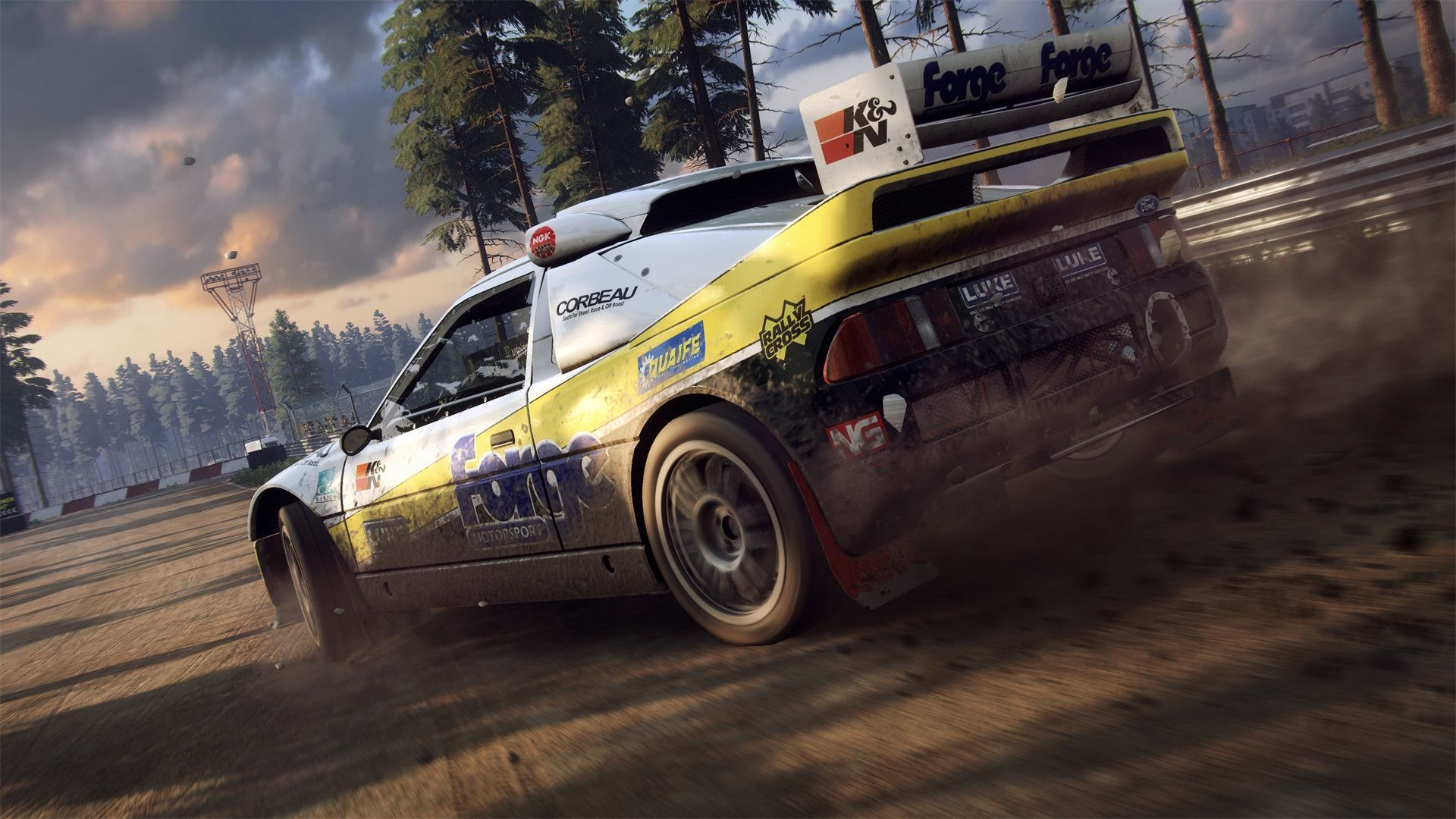 DiRT Rally 2.0 - Game of the Year Edition (PS4) - 5