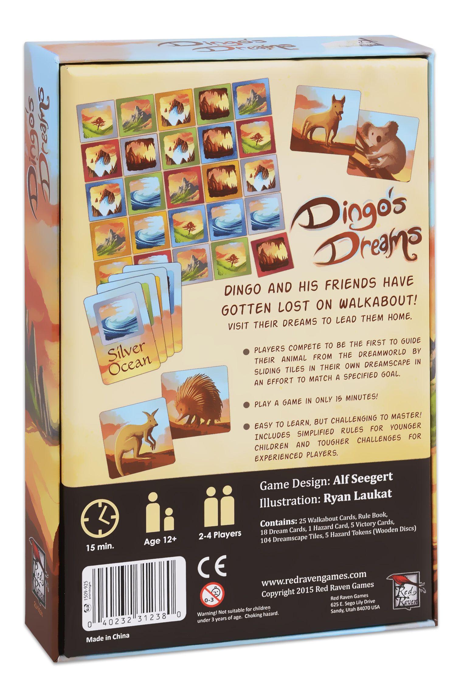 Настолна игра Dingo's Dreams - 2
