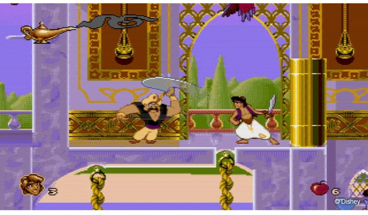 Disney Classic Games: Aladdin and The Lion King (PS4) - 5