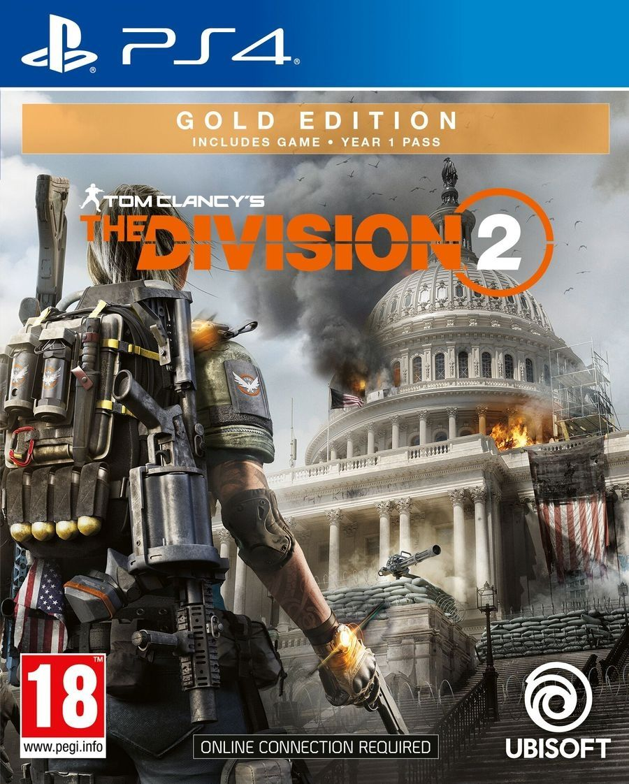 Tom Clancy's The Division 2 Gold Edition (PS4) - 1