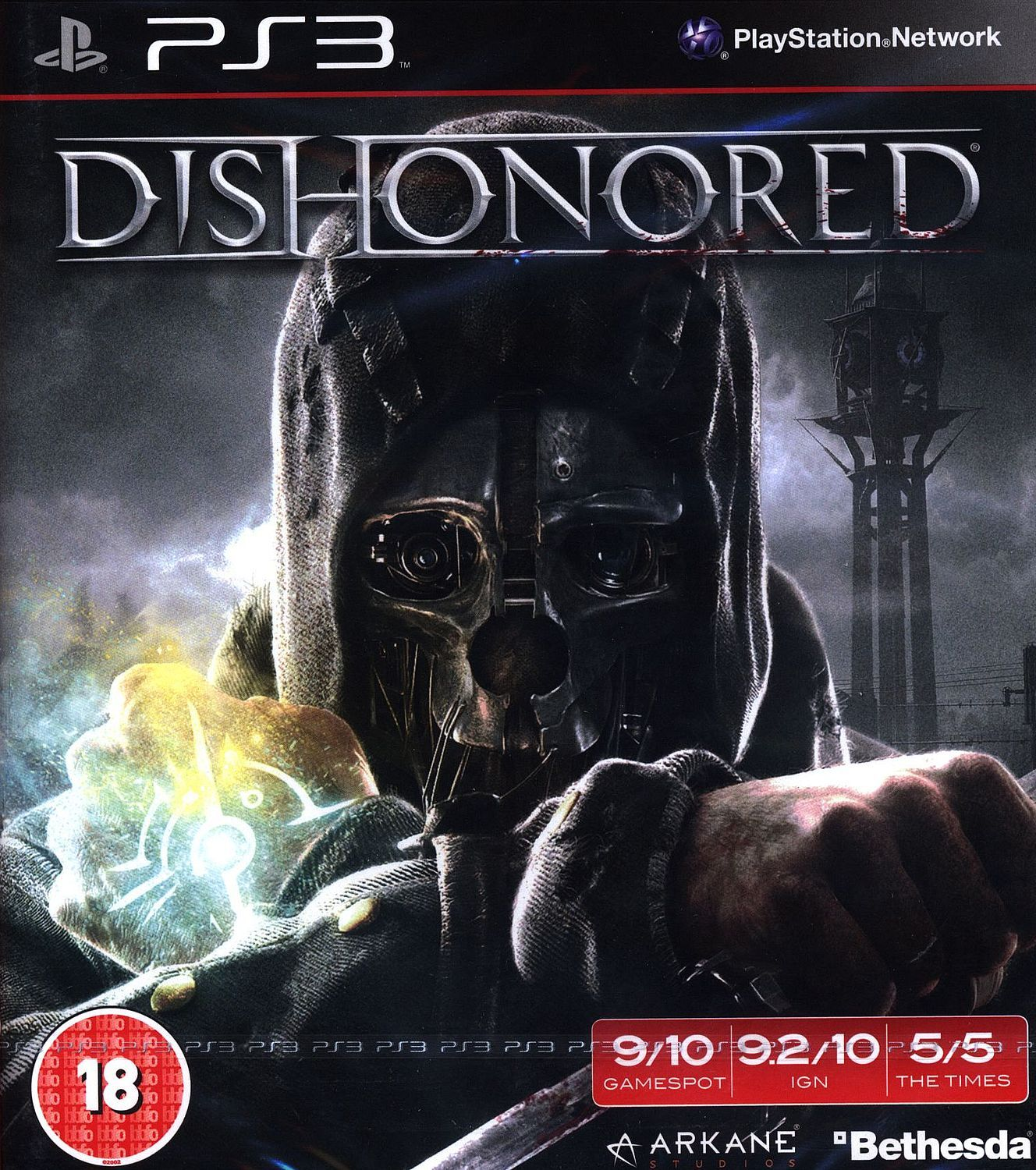 Dishonored (PS3) - 1