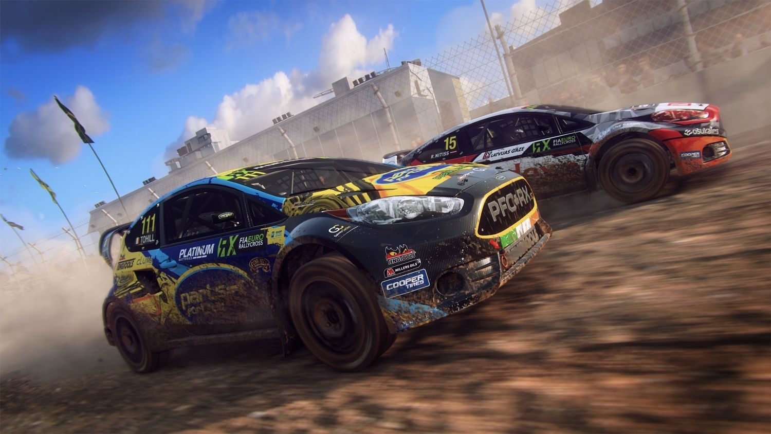 Dirt Rally 2.0 - Day One Edition (PS4) - 9