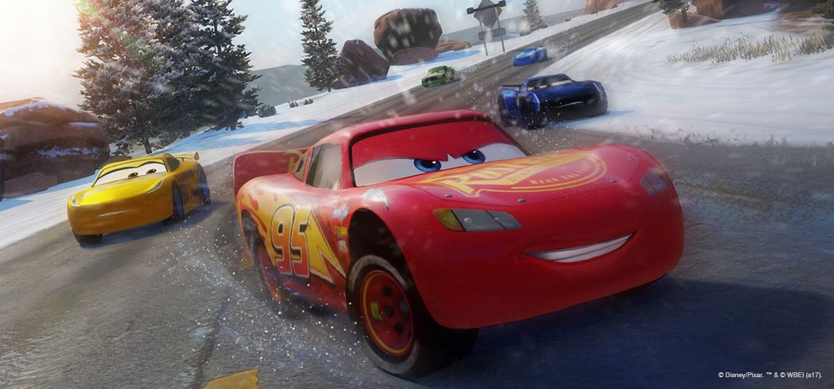 Cars 3: Driven to Win (PS4) - 8