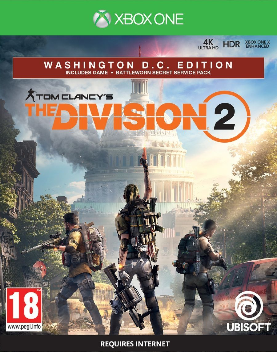 Tom Clancy's The Division 2 - Washington, D.C. Deluxe Edition (Xbox One) - 1
