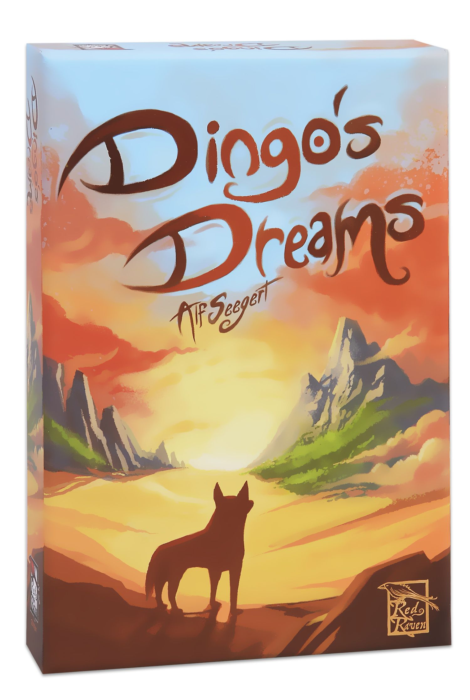 Настолна игра Dingo's Dreams - 1