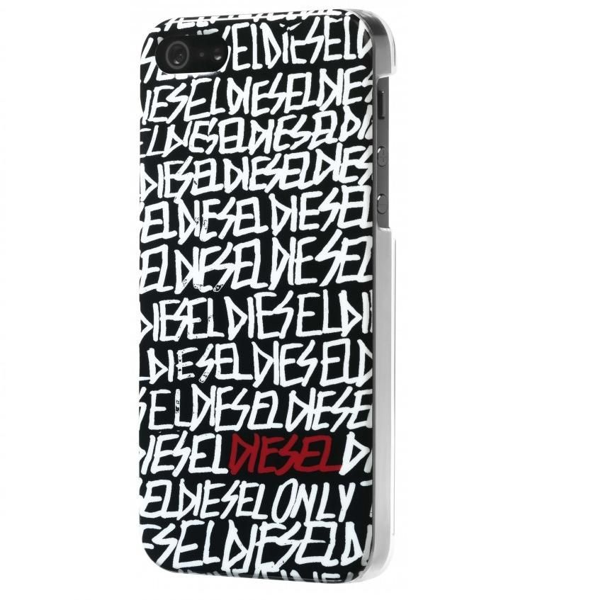 Diesel Snap Case Text за iPhone 5 - 2